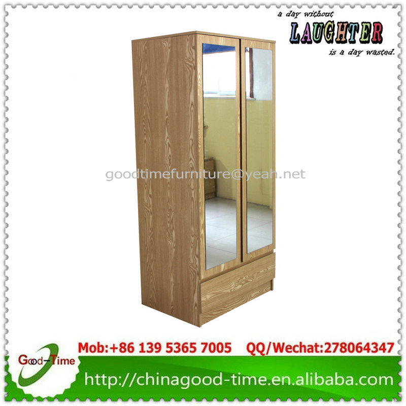 knock down design MDF wardrobe ,cheap wardrobe