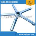 Good Quality A-alloy five-star-foot Chair Accessories