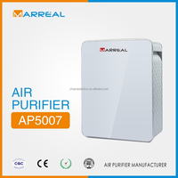 Home portable air purifier with Ionizer air purifier remove PM2.5