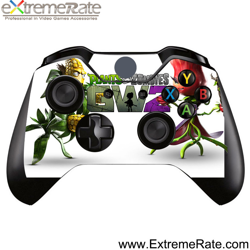 Hot game skin cover console controller decal for Xbox One skin stickers
