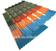 corrugated steel sheet metal roof tile roof coating / white roof coating