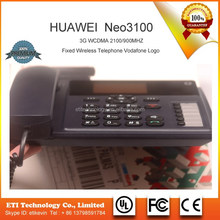 Original New Huawei Neo3000 Vodafone Neo3000 3G WCDMA GSM desk telephone home phone office telephone gsm fwp landline phone