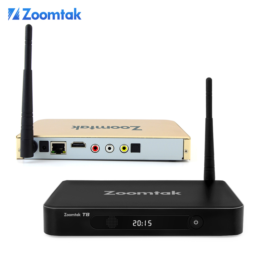 Amlogic S802 Quad Core Android Bluetooth 4.0 Media Box Internet Converter