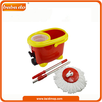 Best selling household spin mop,magic mop bucket