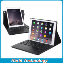 BluetoothKeyboard With Leather Case For iPad mini 4 Folio Rotate Bluetooth Keyboard With Leather Case For iPad mini