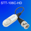 New arrival single channel passive video balun for AHD/TVI/CVI STT-106C-HD