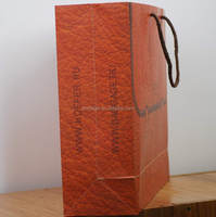 China good supplier Supreme Quality smart shopping kraft paper bag