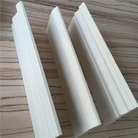China high quality Decorative MDF / Wooden baseboard mouldings