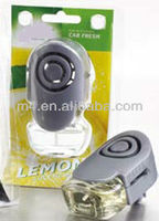 Liquid vent car air freshener