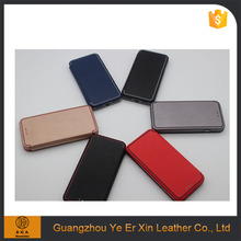 Factory supplies shockproof PU leather 3d phone case cover for iphone 6s 7 7plus