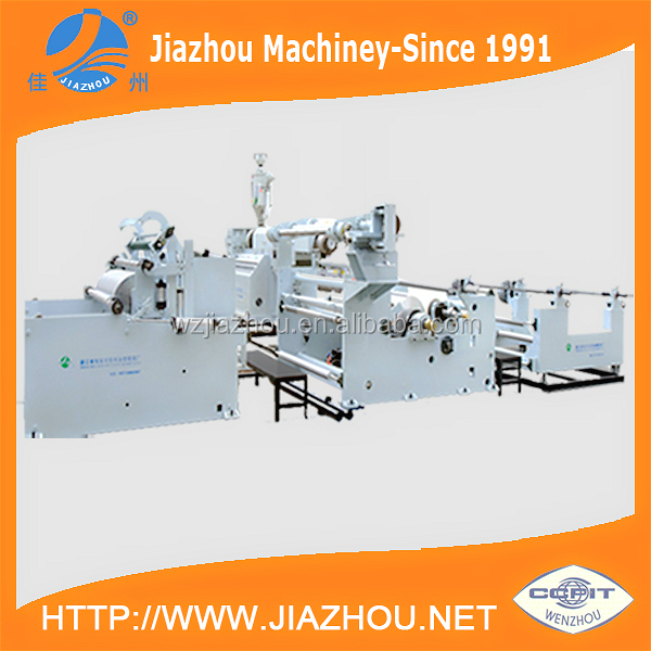 High Efficiency Paper Cup LDPE Extrusion Lamination Cup Stock Paper PE Coating Machine