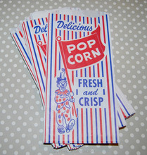 Custom printed food grade plastic safety delicious popcorn / chips packaging bag