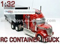 rt-010008 1:32 RC CONTAINER TRUCK