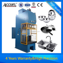 Deep drawing hydraulic press for J23-25/25ton china single action power press