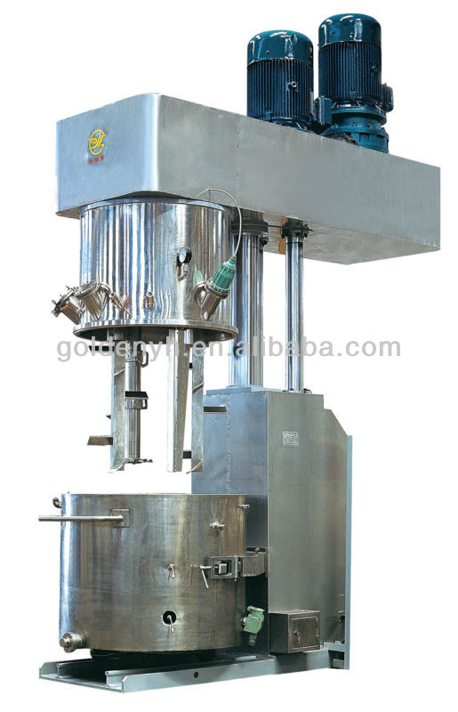 300L Double Planetary Dispersing silicone sealant mixer for adhesive production