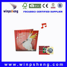 musical greeting cards with sound module