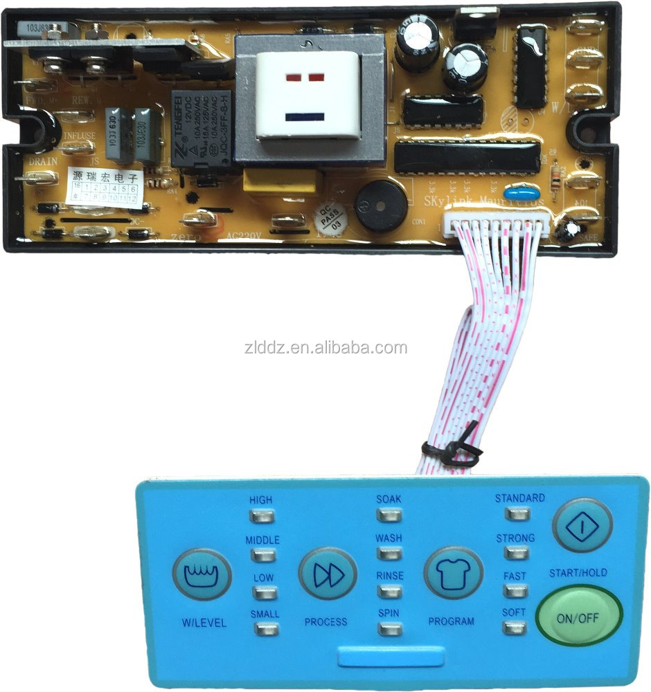 Paypal Accepted electronic card for washing machine
