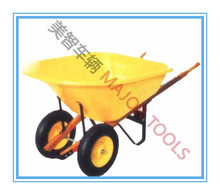 140L large capacity two-wheel wheelbarrows for Stable