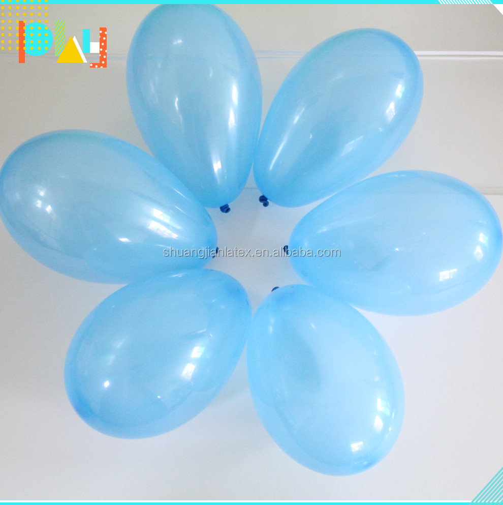 Holi and Carnival Festival and Latex,100%Natural Latex Material water balloon