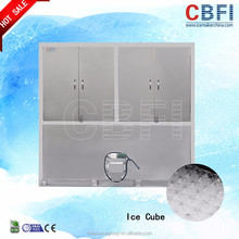 Newest design Large Scale snow cube ice machine
