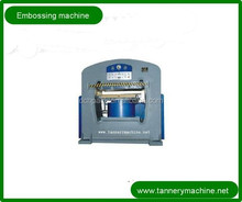 leer machine hydraulische reliëf nummerplaat machine