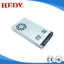 Manufacturer CE ROHS Constant Voltage LED Driver AC 100-240V DC 12V 25A 300W Single Output Ultra Thin Power Supply