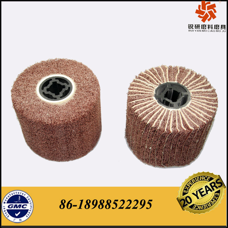 Nylon Wheel Brush Manufacturer in China