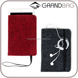 Wholesale recycled felt pad case felt pad holder felt pad sleeve for ipad Mini for ipad Air