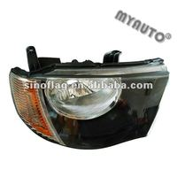 CAR HEAD LIGHT USED FOR MITSUBISHI L200 2012