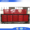 20 drawers metal material tool cabinet workshop tool cabinet / tool chest