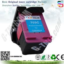 Wholesale Printer Ink Cartridge Compatible CD888AA 703 for HP Deskjet Ink Advantage All-in-One Printer - K209a(CH368A)