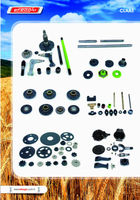 Claas combine harvester spare parts