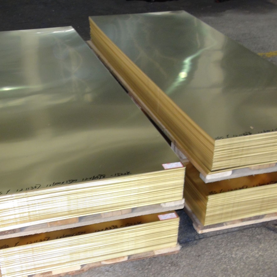 Factory Price C2700 10Mm Thickness Copper Plate