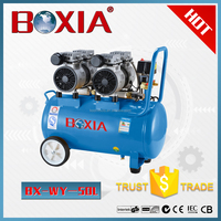 BX-WY-50L AIR COMPRESSORS Silent air compressor without oil