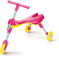 colourful scooter for children