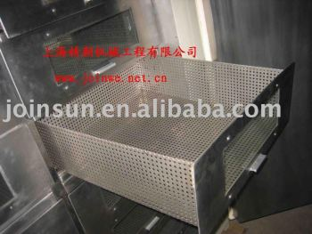 Drying equipment/non-standard size tunnel oven