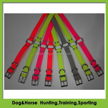 pvc dog collar with metal O ring, new products on china market