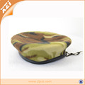 Military beret polyerster Leopard