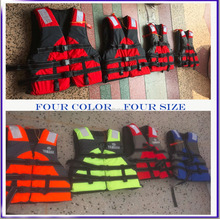 OEM Wholesale Neoprene Belt Personalized Fishing Life Jacket