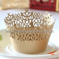 Wholesale wedding decoration FORMINHA PARA CUPCAKE