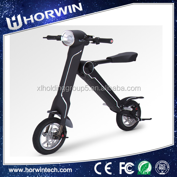 The lightest and the best new smart electric folding bike from China