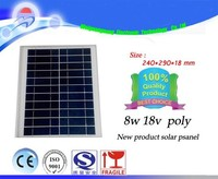 8w 18v solar panel sale ,cheap solar cells, solar power company weiguangneng