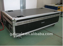 Fashionable High quality waterproof plywood material aluminium Flight Case for sales
