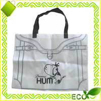 wholesale high quality cheap price eco-friendly reusable recyclable pp non woven duty-free plastic shopping bag