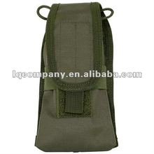 tactical military combat army outdoor radio pouch