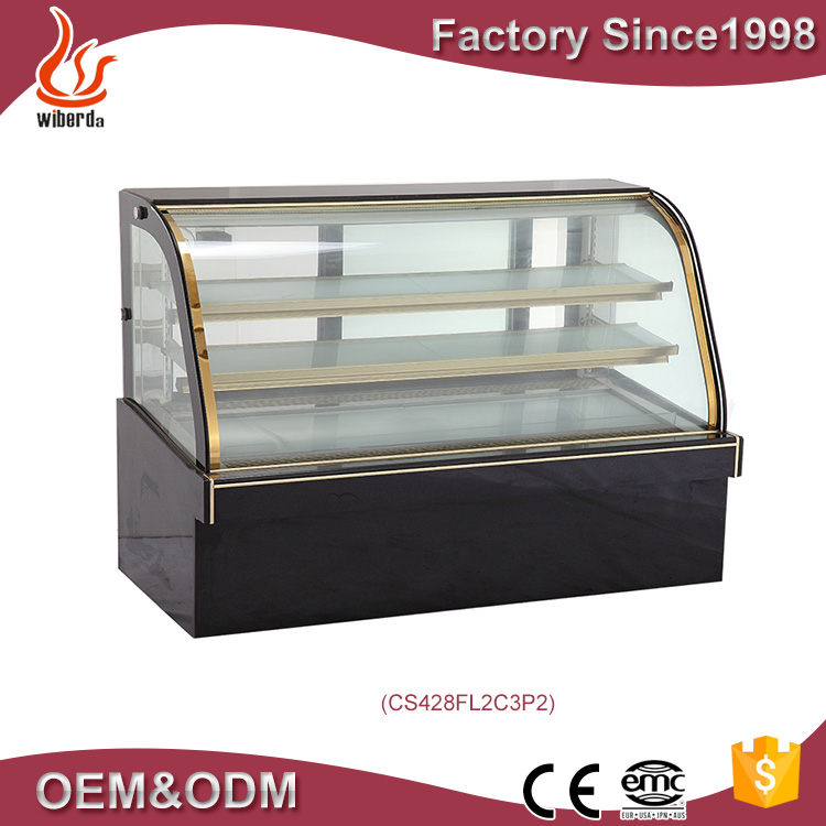 Commercial display cake refrigerator showcase /Fridge cabinet
