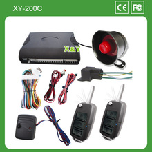 Car Alarm System with Central door locking system (Xy-200C)