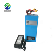 36V 20Ah Rechargeable Electric E Bike Li Ion Battery,36 Volt 20A Scooter Li-Ion Lithium Lipo Battery Pack