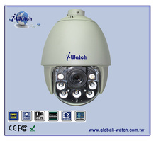 IW-P200GZ 1080P 20X IR Network High Speed Dome Camera