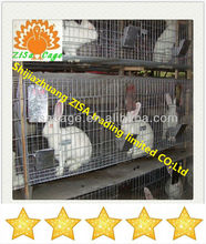 Automatic rabbit breeding farming cage for sale